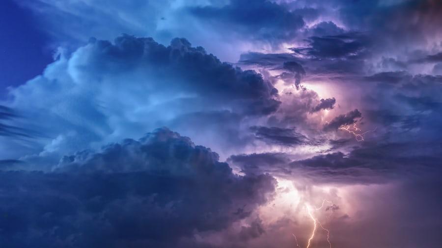 Condizioni meteorologiche avverse per temporali, vento e mareggiate dalle 00:00 del 25.09.2020 alle 23:59 del 26.09.2020