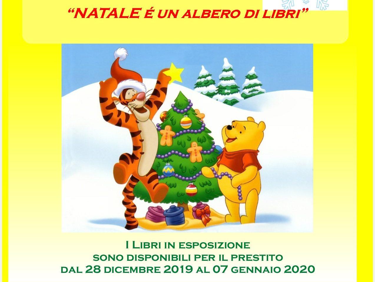 """""""Natale è un albero di libri"""""""