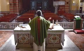 Chiesa riapertura ai fedeli