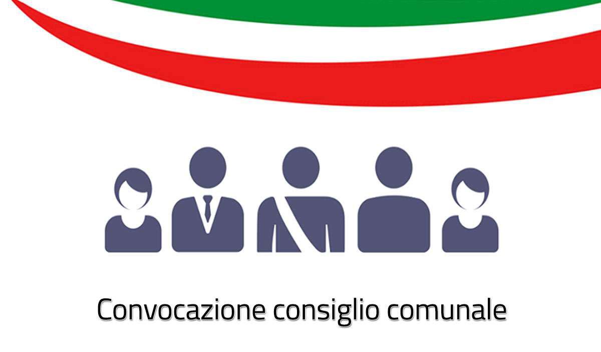 Convocazione Consiglio Comunale in modalità video-conferenza