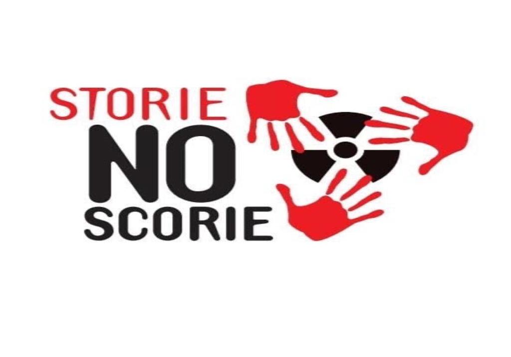 Diciamo NO al Deposito di Scorie Nucleari in Sardegna – Raccolta firme a sostegno del Comitato Storie NO Scorie – Sabato 20 Febbraio 2021 – Gonnosnò Piazza Turati – ore 9:30-12:30