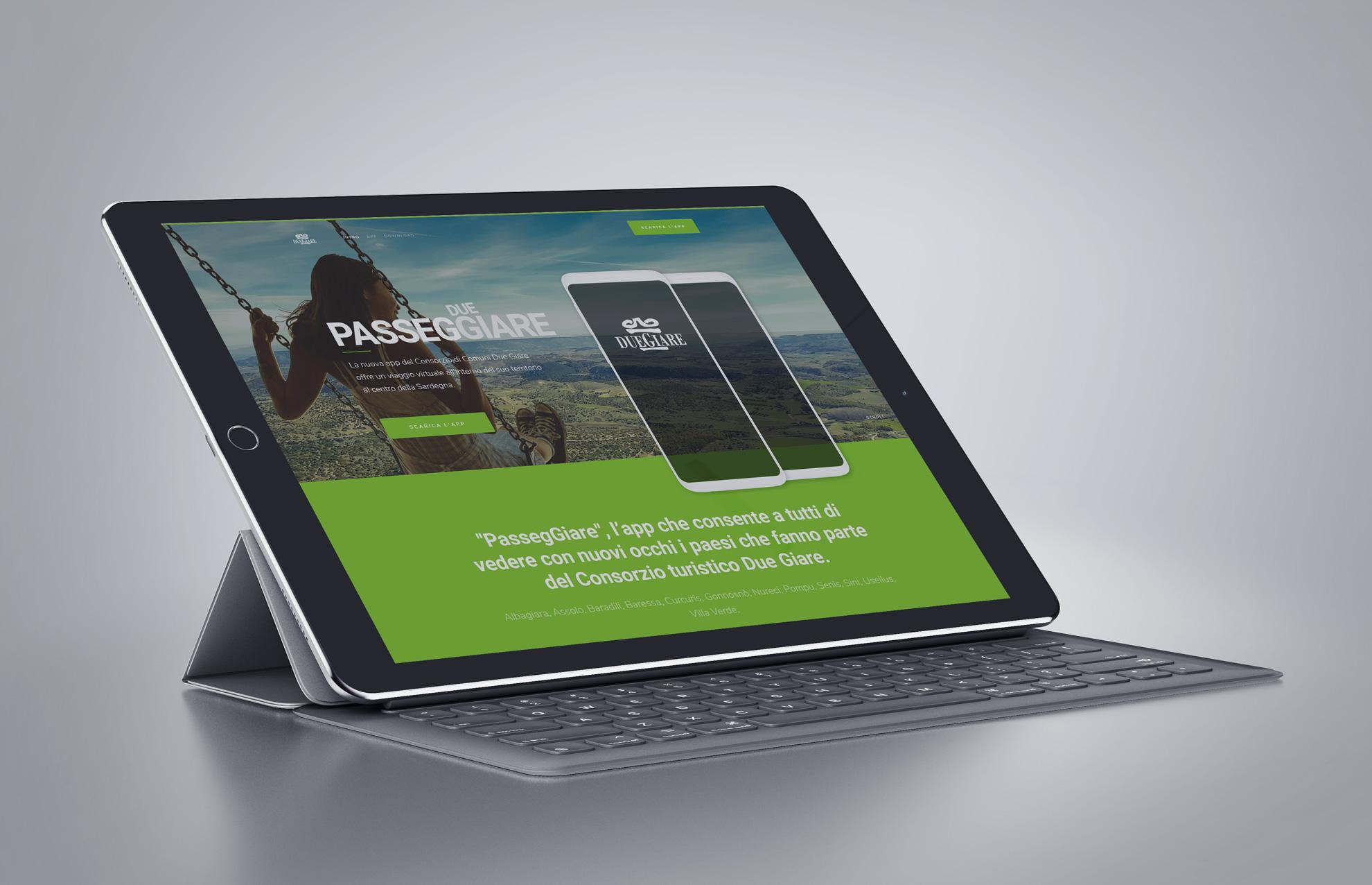 """""""PassegGiare"""", un'app alla scoperta della Marmilla e un'opportunità di rilancio turistico del territorio"""